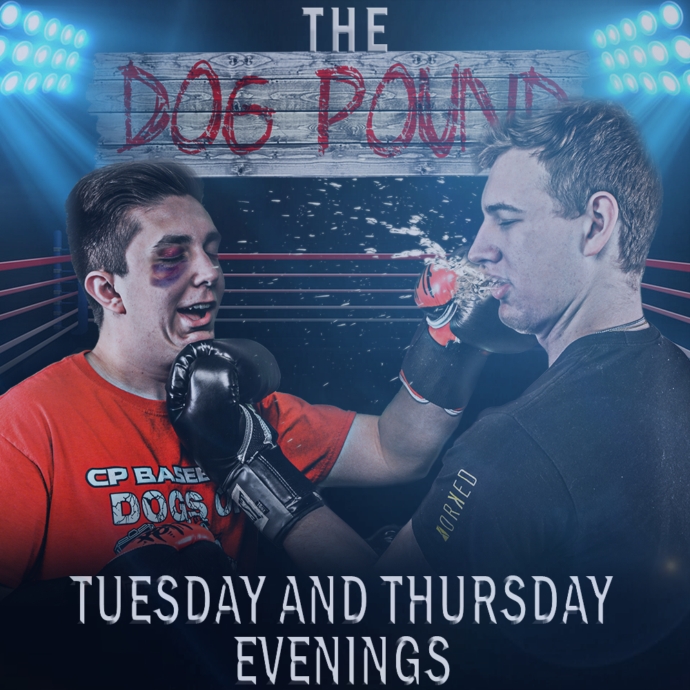 The Dog Pound Promo Pic